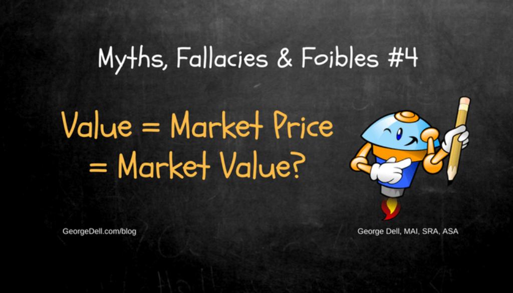 Myths, Fallacies and Foibles #4 v 3-