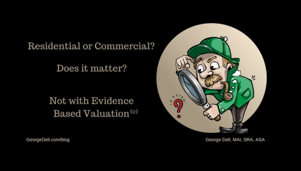 Residential or Commercial? Does it Matter? Not with EBV