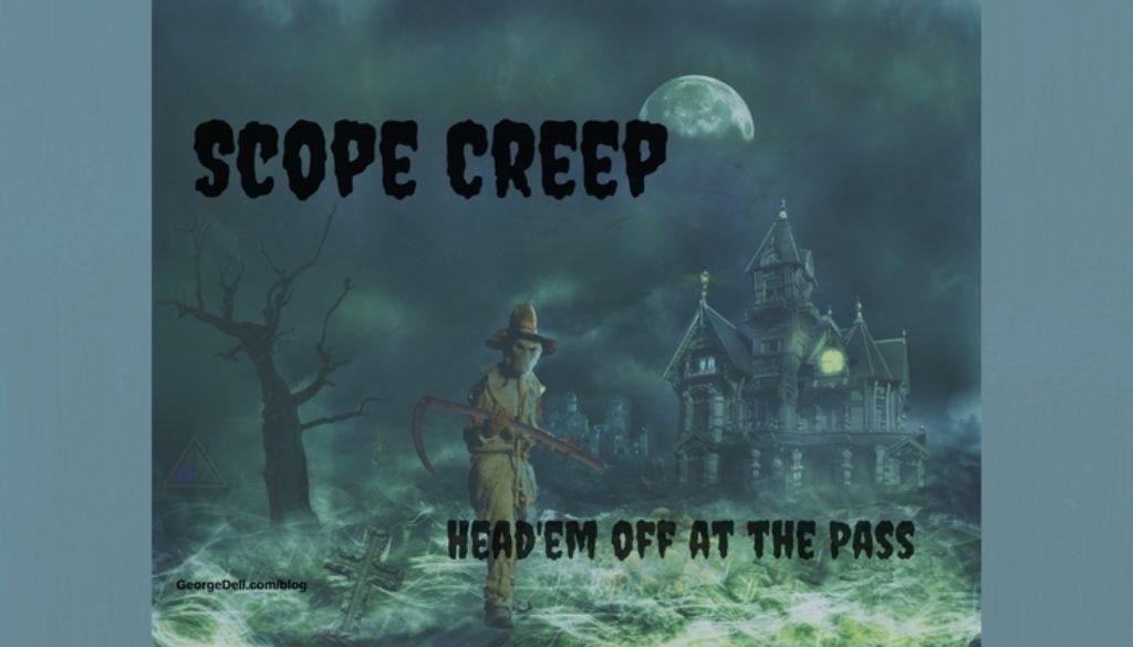 Scope Creeping