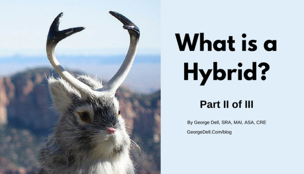What Is A Hybrid Part 2 Of 3 By George Dell Sra Mai